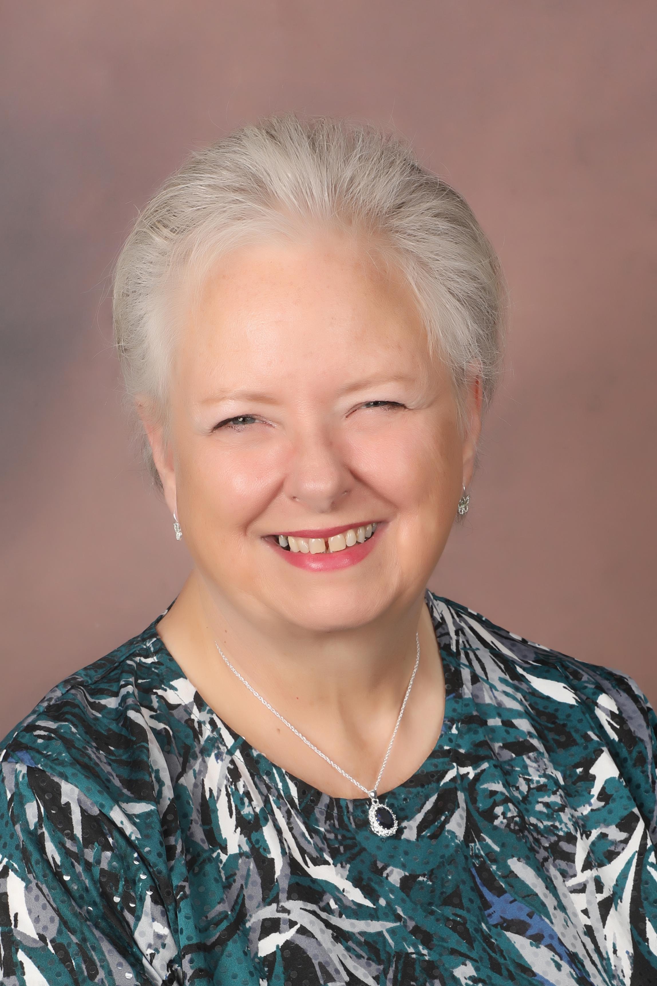 Minister Gail Robinson