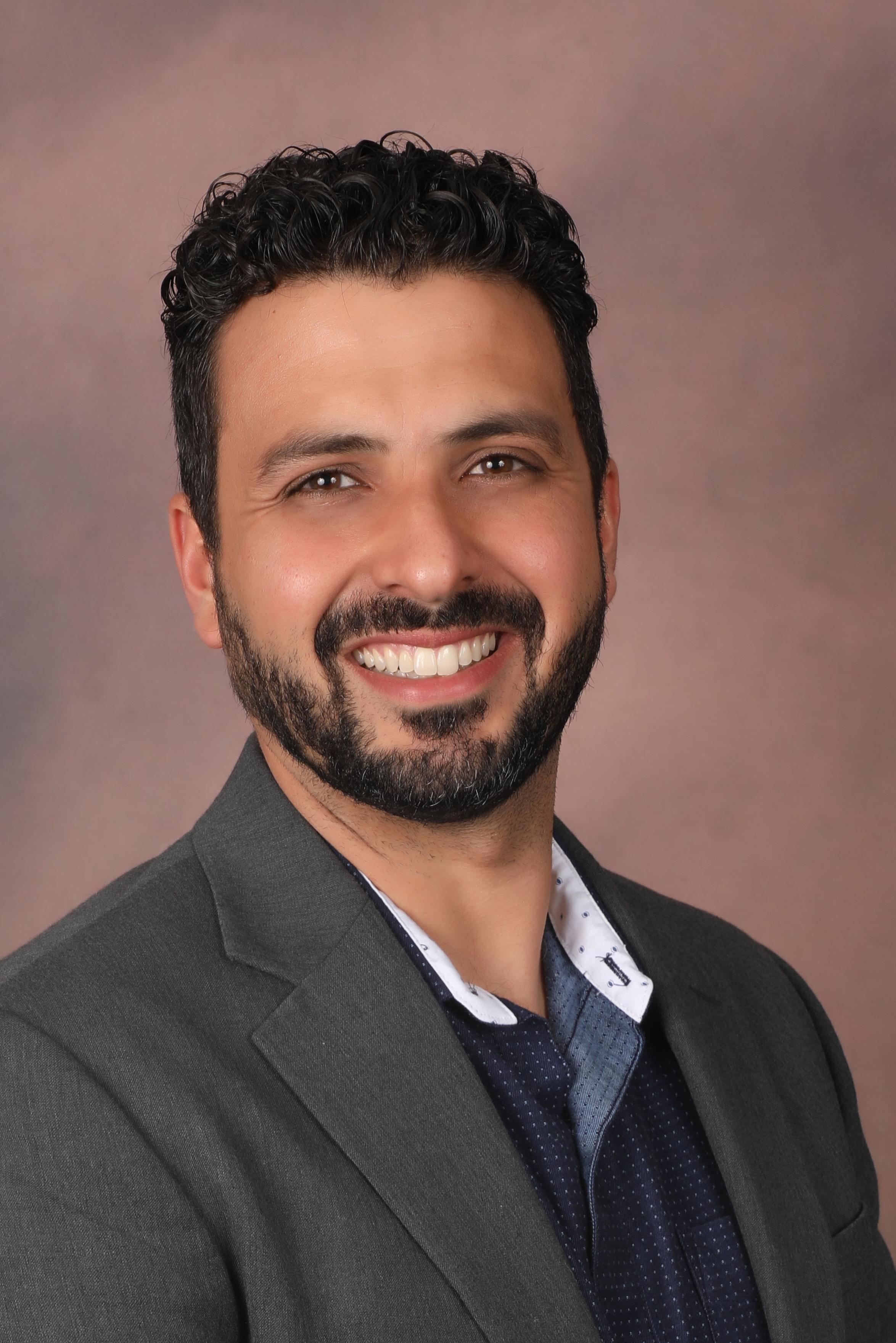 Pastor Nathen Puentes